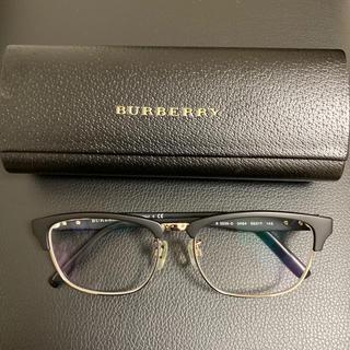 バーバリー(BURBERRY)のBURBERRY メガネ(サングラス/メガネ)