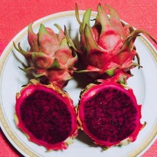 大好評の絶品果実!沖縄県産品 ドラゴンフルーツ 1.5Kg!(フルーツ)