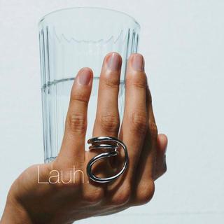 Philippe Audibert - j163.S925 unique loop ring(silver)