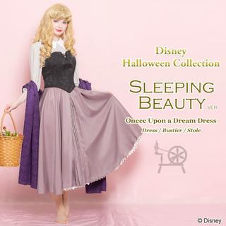 シークレットハニー(Secret Honey)のシークレットハニー 眠れる森の美女 ブライアローズ 仮装 ドレス コスプレ(衣装一式)