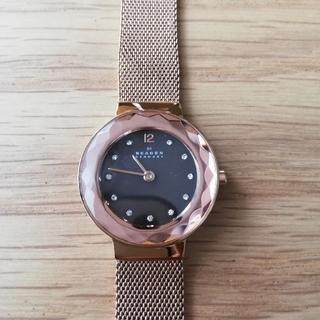 SKAGEN - スカーゲン レディース腕時計 456SRR1