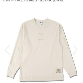 PUMA × WIND AND SEA BYE-DYE L/S Tee(Tシャツ/カットソー(七分/長袖))