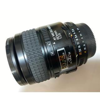 ニコン(Nikon)のNikon AF  NIKKOR 60mm 1:2.8 ジャンク(レンズ(ズーム))
