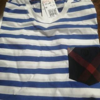 ブラックレーベルクレストブリッジ(BLACK LABEL CRESTBRIDGE)のブラックレーベル 半袖tシャツ Lサイズ(Tシャツ/カットソー(半袖/袖なし))