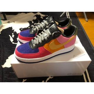 ナイキ(NIKE)のNike Air Force 1 unlocked BY YOU VIOTECH(スニーカー)