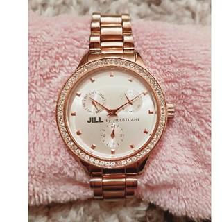 ジルスチュアート(JILLSTUART)のJILLSTUART腕時計 レディース(腕時計)