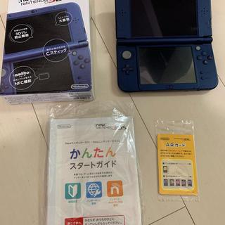 ニンテンドー3DS - Nintendo 3DS NEW ニンテンドー 本体 LL 32Gメモリー付き