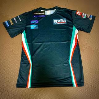 Aprilia Racing  レプリカ チーム ドライ Tシャツ サイズM(Tシャツ/カットソー(半袖/袖なし))