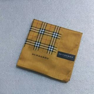 バーバリー(BURBERRY)の値下げ📌バーバリー☆大判ハンカチーフ58×58(バンダナ/スカーフ)