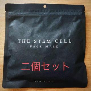 THE STEM CELL フェイスマスク  2個セット(パック/フェイスマスク)