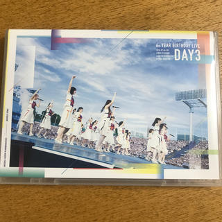 乃木坂46 - 6th YEAR BIRTHDAY LIVE Day3 Blu-ray
