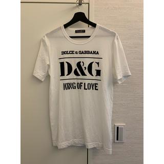 ドルチェアンドガッバーナ(DOLCE&GABBANA)のTシャツ(Tシャツ/カットソー(半袖/袖なし))