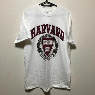 ヘインズ(Hanes)のHARVARD ビンテージTシャツ Hanesボディ デッドストック(Tシャツ/カットソー(半袖/袖なし))