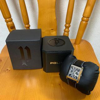 ポリス(POLICE)のPOLICE 腕時計(腕時計(アナログ))