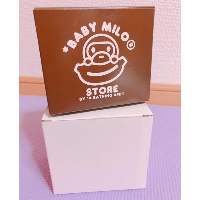 A BATHING APE(アベイシングエイプ)のエイプ マグカップ 紙箱 インテリア/住まい/日用品のキッチン/食器(その他)の商品写真