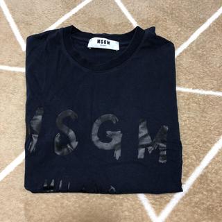 エムエスジイエム(MSGM)のメンズ Tシャツ MSGM(Tシャツ/カットソー(半袖/袖なし))