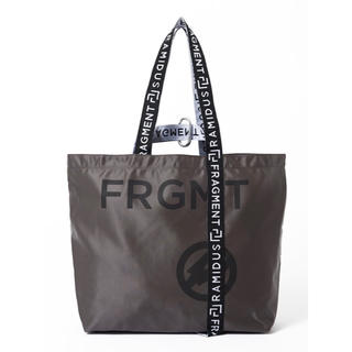 FRAGMENT - FRAGMENT DESIGN RAMIDUS TOTE BAG L GREY