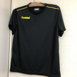 ヒュンメル(hummel)のヒュンメル プラシャツ Tシャツ M(ウェア)