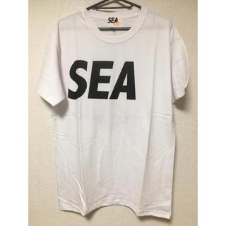 シー(SEA)のwind and sea x madness 白Tシャツ(Tシャツ/カットソー(半袖/袖なし))