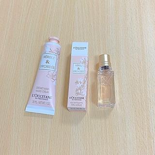 L'OCCITANE - ロクシタン ネロリオーキデ オードトワレ香水とハンドクリームセット新品