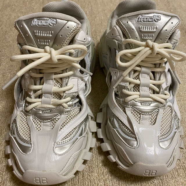 Balenciaga(バレンシアガ)のBALENCIAGA track track2 トラック2 最安値 メンズの靴/シューズ(スニーカー)の商品写真