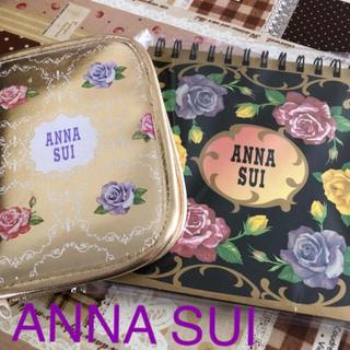 アナスイ(ANNA SUI)のANNA SUI マルチケース&RINGノート(その他)