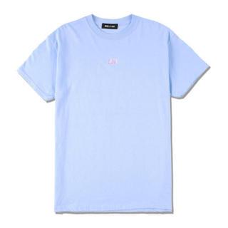 シー(SEA)のSEA (SMALL-IRIDESCENT) T-SHIRT(Tシャツ/カットソー(半袖/袖なし))