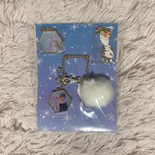 アナトユキノジョオウ(アナと雪の女王)のバッグチャームセット アナと雪の女王2    FROZENⅡ(キャラクターグッズ)