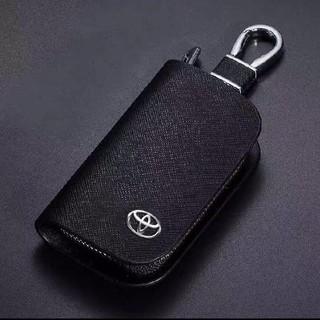 新品未使用 限定価格☆TOYOTAトヨタ スマートキーケースキーホルダー 車用品(キーケース)