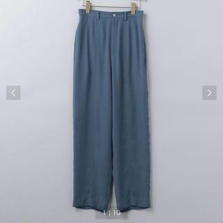 ビューティアンドユースユナイテッドアローズ(BEAUTY&YOUTH UNITED ARROWS)のroku 6 suke georgette pants パンツ(カジュアルパンツ)