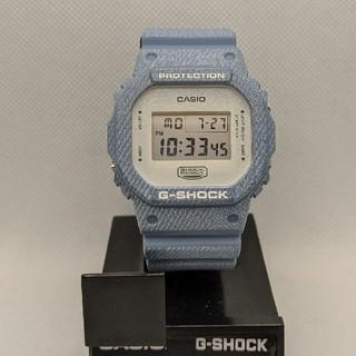 ジーショック(G-SHOCK)のG-SHOCK DW-5600DC-2JF デニムカラー(腕時計(デジタル))