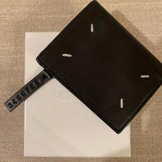 マルタンマルジェラ(Maison Martin Margiela)の【極美品】Maison Margiela 2つ折り財布 マルジェラ(折り財布)