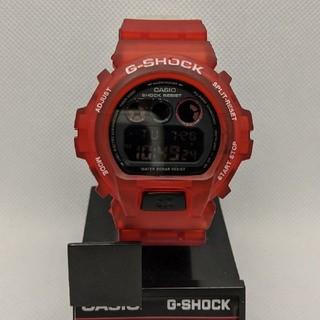 ジーショック(G-SHOCK)のG-SHOCK DW-6900MS改 レッドアイ レッドグラデーション仕様(腕時計(デジタル))
