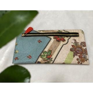 エトロ(ETRO)の一回使用 美品 ETRO エトロ カード 名刺 札入れケース(財布)