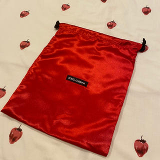 ドルチェアンドガッバーナ(DOLCE&GABBANA)のドルチェアンドガッパーナ ドルガバ ショッパー ブランド(ショップ袋)