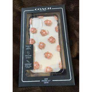 コーチ(COACH)の大人女子定番♪ COACH【コーチ】 iPhone 11 対応ケース(iPhoneケース)