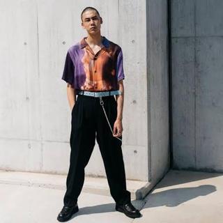 アレッジ(ALLEGE)のttt_msw × contenastore porno shirt (シャツ)