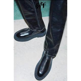 JOHN LAWRENCE SULLIVAN - [完売品] eytys レザー シューズ 靴