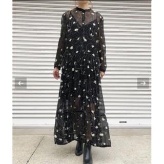 ノーブル(Noble)のBAUM UND PFERDGARTEN バウムアンドヘルガーデン ドレス(ロングワンピース/マキシワンピース)