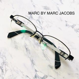 マークバイマークジェイコブス(MARC BY MARC JACOBS)のMARC BY MARC JACOBS マークバイマークジェイコブス メガネ 黒(サングラス/メガネ)