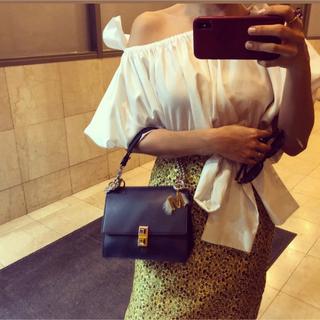 ステラマッカートニー(Stella McCartney)の神崎恵さん着用ステラマッカートニーブラウス36サイズ白(シャツ/ブラウス(半袖/袖なし))