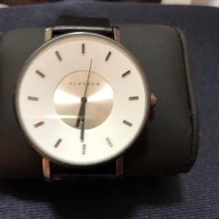 ビームス(BEAMS)の電池新品! Klasse14 腕時計 メンズ 42mm(腕時計(アナログ))