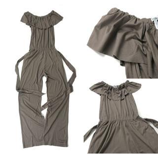 ダブルスタンダードクロージング(DOUBLE STANDARD CLOTHING)のダブルスタンダードクロージング オールインワン/ワンピース(オールインワン)