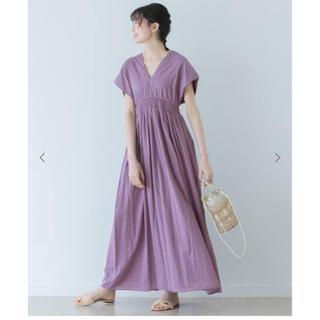 ノーブル(Noble)のマリハ 夏の光のドレス(ロングワンピース/マキシワンピース)