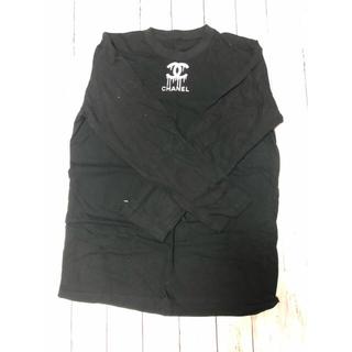 シャネル(CHANEL)のR.I.P スタンダードED chanel クロムハーツ (Tシャツ/カットソー(七分/長袖))