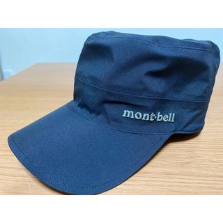 モンベル(mont bell)のモンベル ワークキャップ M/L ゴアテックス(キャップ)