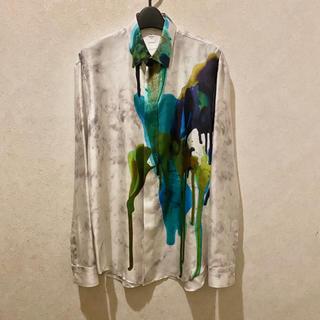Berluti - berluti 20ss シルクシャツ Dior homme