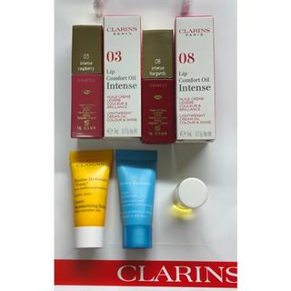 CLARINS - クラランス リップオイル インテンス 03 08
