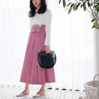 レディメイド(LADY MADE)のLADYMADEデザインロングスカート(ロングスカート)
