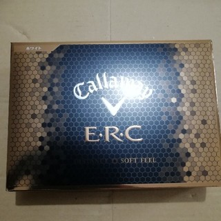 キャロウェイ(Callaway)のCallaway ERC ゴルフボール  キャロウェイ ホワイト 6ダース(その他)